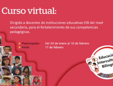 "Curso Virtual ""La EIB en Educación Secundaria"" II convocatoria"